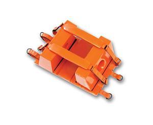 Head Immobilizer, Reusable, Orange