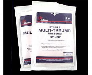 "Sterile Multi-Trauma Dressing 12"" X 30"""