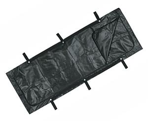 Heavy Duty DOD Spec Human Remains Body Bag Pouch <