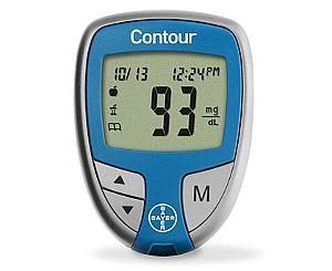 Ascensia Contour Blood Glucose Meter