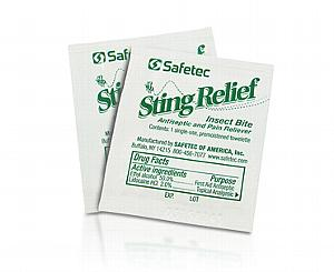 Sting Relief Pad