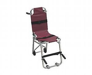 Model 48 Stair Chair w/Vinyl Cover - Orange