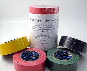 """Triage Adhesive Tape Set, 1.89"""" X 60 Yds, Set of 4 Colors"""