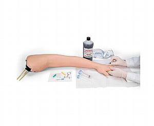 Life form Adult Venipuncture and Injection Training Arm - White