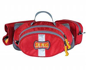 Whiner Waistpack - Red < StatPacks #G11029RE