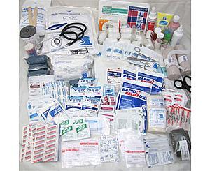 M17 Fully Stocked Medic Kit < MediTac #ELIFA110OG