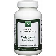 Melatonin Sleep Solution