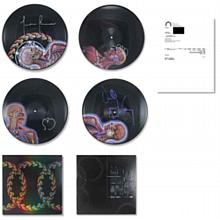 Tool Army Laterauls Signed Picture Disc LP Album Set Authentic
