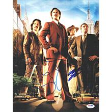 Anchorman 2 Cast Signed 11x14 Photo Certified Authentic PSA/DNA