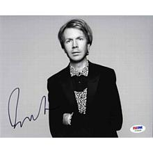 Beck Hansen Signed 8x10 Photo Certified Authentic PSA/DNA COA