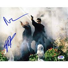 The Boondock Saints Signed 8x10 Photo Certified Authentic PSA/DNA COA