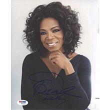 Oprah Signed 8x10 Photo Certified Authentic PSA/DNA COA