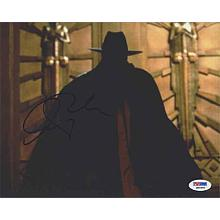 Alec Baldwin 'The Shadow' Rare Signed 8x10 Photo Certified Authentic PSA/DNA COA