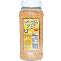 Garlic Gold Sea Salt Nuggets - 1 Pound