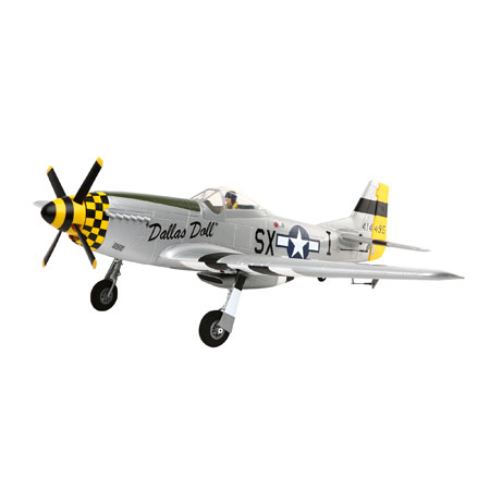 P-51D Mustang PNP
