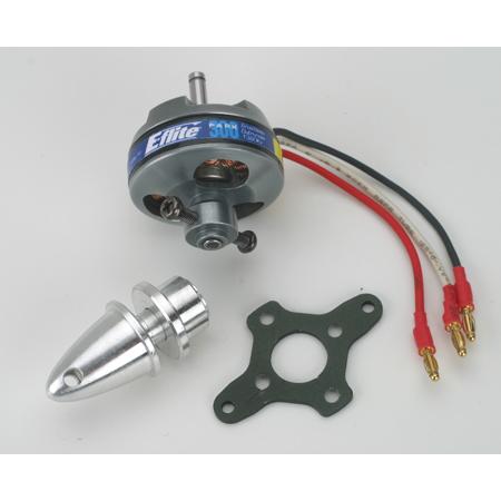 Park 300 Brushless Outrunner Motor, 1380Kv