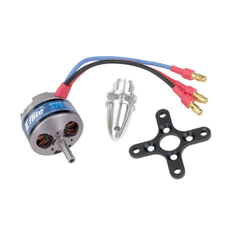 Park 370 BL Outrunner,1200Kv with 4mm Hollow Shaft
