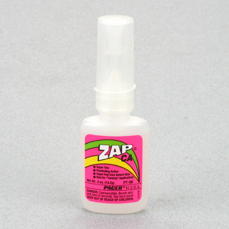 Zap CA Glue, 1/2 oz