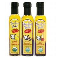 Garlic Gold Vinaigrette Variety Pack