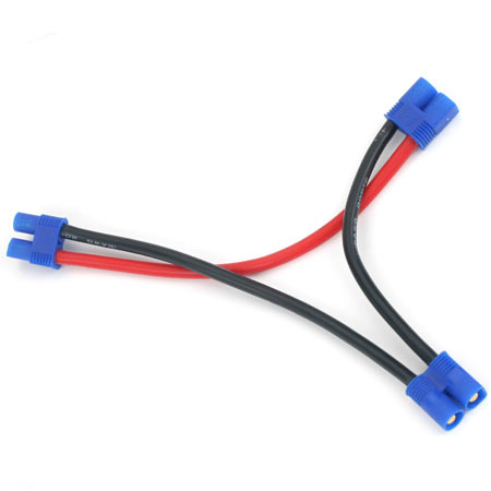 EC3 Battery Series Harness, 13AWG