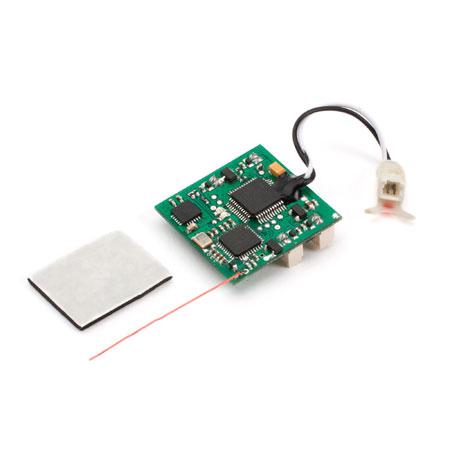 4-in-1 Control Unit, Rx/ESCs/Mixer/Gyros: Nano QX