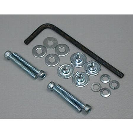 Bolt Set/Blind Nuts 4-40x3/4  (4)