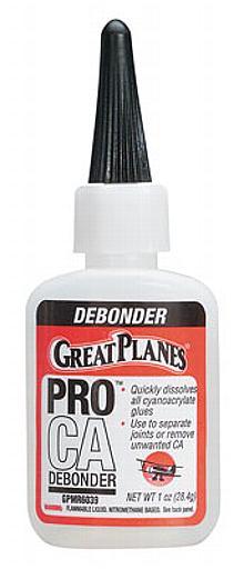 Pro CA Debonder 1 oz