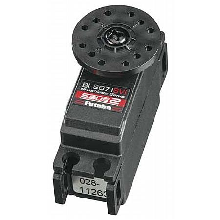BLS671SVI S.Bus 2 Mini 1/12 High Voltage Servo