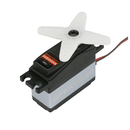 H5000 Mini Digital Heli Servo
