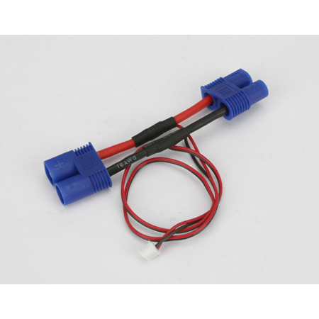 Air Telemetry Flight Pack Voltage Sensor: EC3
