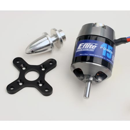 Power 15 Brushless Outrunner Motor, 950Kv