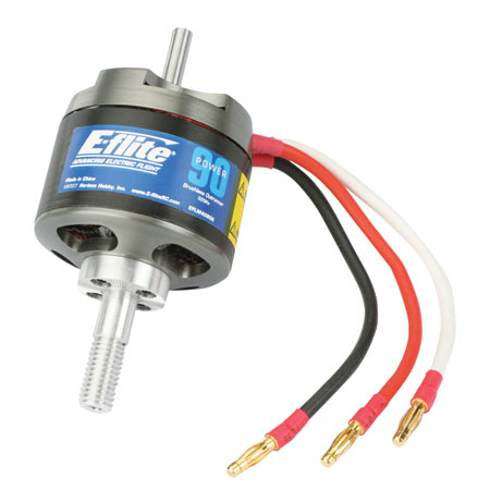 Power 90 Brushless Outrunner Motor 325Kv