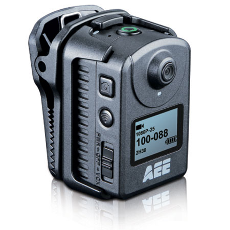 MD10, AEE 8MP Camera, Clip/Mount