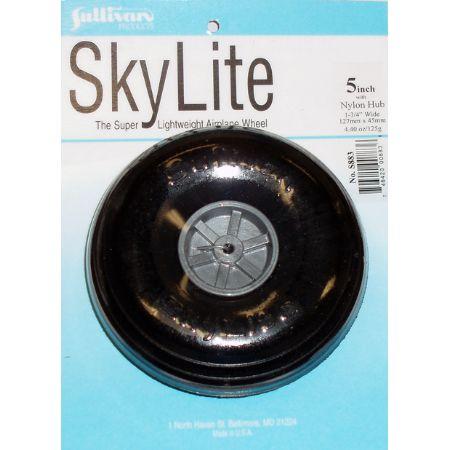 """Skylite Wheel w/Tread 5"""""""