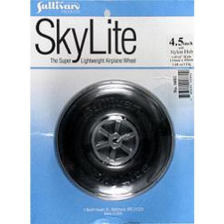 """Skylite Wheel w/Tread 4-1/2"""""""
