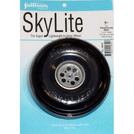 "Sky Wheel w/Alum Hub, 5"""