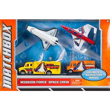 W5281 MB Sky Buster Mission Force 4-Pack