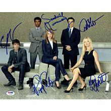 Covert Affairs Signed 11x14 Photo Certified Authentic PSA/DNA COA