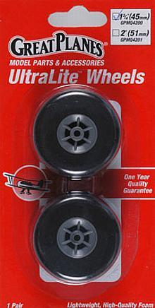 "Ultralite Wheels 1-3/4"" (2)"