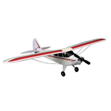 Super Cub S RTF with SAFE and DYN AC Prophet Charger