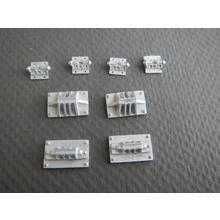 HO Slab and Pin Bridge Castings (8 pieces)