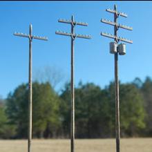 N 40' Power Poles
