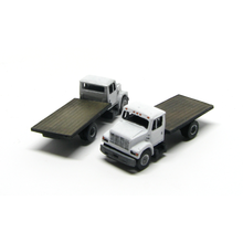 "Z Scale ""I"" Class Flatbed Freight Trucks"