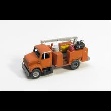"""Z Scale """"I"""" Class Equipment Service Truck"""