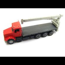 Z KW Heavy Boom Truck