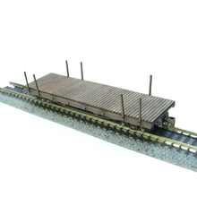 Nn3 30 Ft. Flat Car Kit
