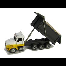N (KW) Heavy Duty Dump Truck