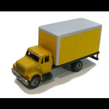 "N ""I"" Class 16' Van Truck"
