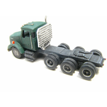 N (KW) Tri-Axle Tractor