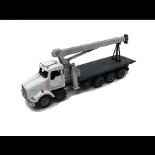 N KW Type Tri-Axle w/33 Ton Cap. Boom Crane